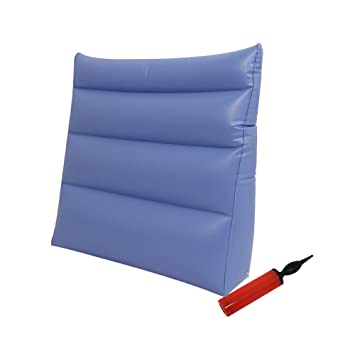Amazon Com Inflatable Wedge Body Position Acid Reflux Pillow Angled