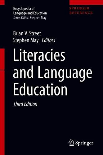 Literacies and language education