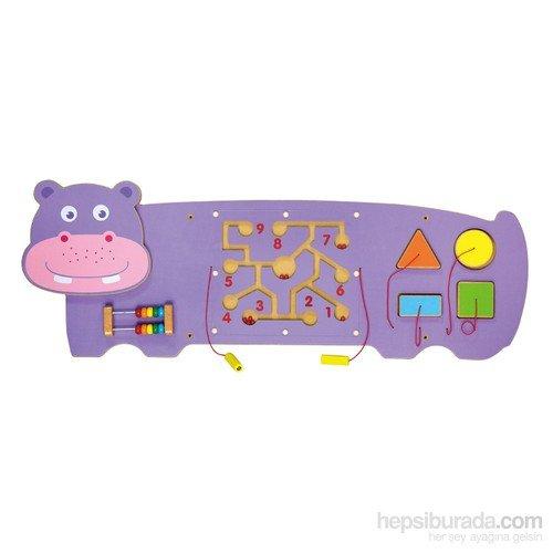 Serra Baby Vıga Toys Wall Game - Water Aygırı by Serra Baby