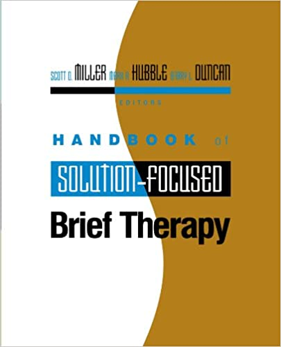 Handbook of Solution-Focused Brief Therapy: 9780470505502 ...