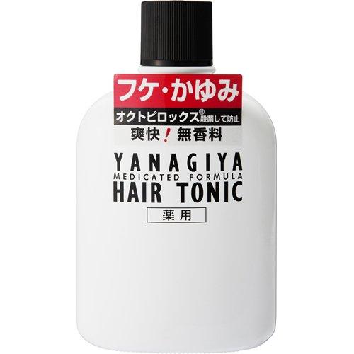 ヘアトニック 柳屋 薬用 フケ・カユミ用