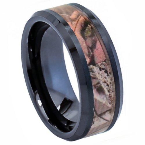 black-polish-ceramic-forest-floor-foliage-camo-inlay-beveled-edge-wedding-ring-cr350-115