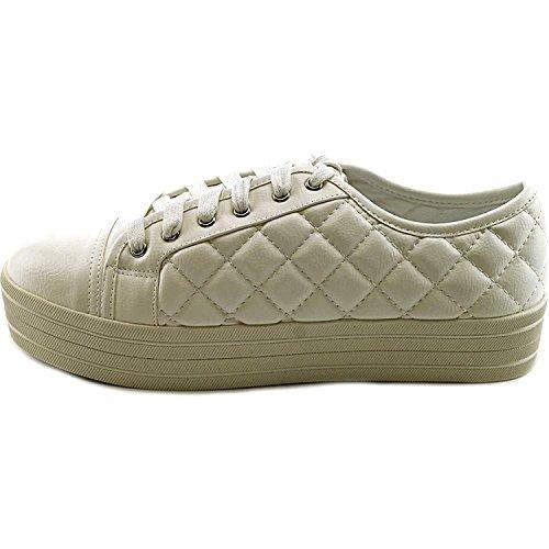 Steve Madden Elixer Dames Witte Mode Sneakers Us5.5