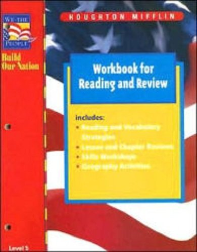 Build Our Nation: Workbook for Reading and Review