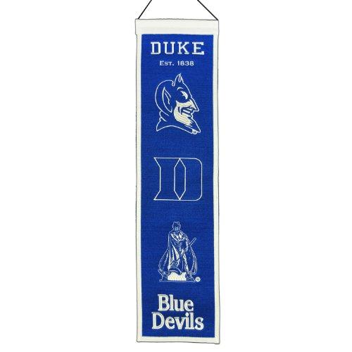 NCAA Duke Blue Devils Heritage (Duke Blue Devils Fabric)