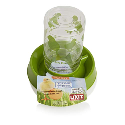 Lixit 632 Feeder/Fountain - Chick Waterer