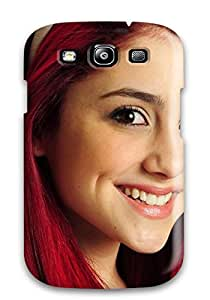 Elliot D. Stewart's Shop Hot Fashion Design Case Cover For Galaxy S3 Protective Case (ariana Grande)