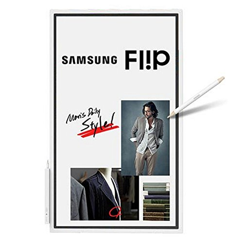 Samsung WM55H, 55 Inch UHD Interactive Digital Flipchart by SAMSUNG ELECTRONICS CO.,LTD.