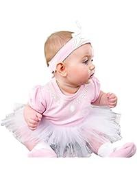 Baby-girls Newborn Big Dreamzzz Princess 3 Piece Set, Multi, 0-6 Months