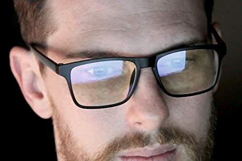Modern Carry Blue Light Computer Glasses – Great for Gaming, Remote Workers, Men & Women, Sylish Glasses, Increase Your…
