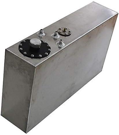 labwork Slim Aluminum Race/Drift Fuel Cell Gas Tank 17 Gallon 64L+Level Sender