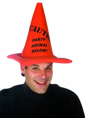 Rasta Imposta Party Animal Below, Orange, One Size]()