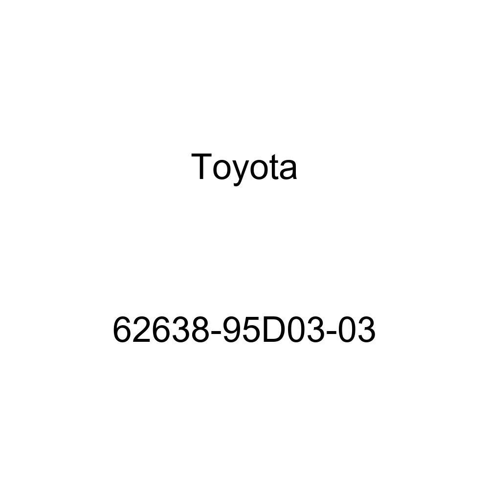 Toyota 62638-95D03-03 Quarter Pillar Garnish