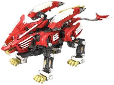 1/72 Scale RZ-028 ZOIDS Blade Liger - AB Leon Format (HMM Limited Edition) Model Construction Kit 41xrD9hBncL