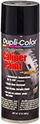Dupli-Color BCP102 Black Brake Caliper Aerosol - 12 oz.