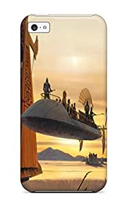 High Quality DanRobertse Star Wars Tv Show Entertainment Skin Case Cover Specially Designed For Iphone - 5c