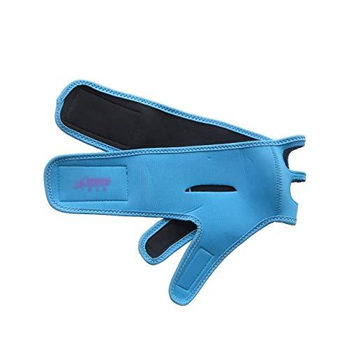 ファーミングフェイスマスク、フェイスリフトフェイスフェースフェイスアーティファクトVフェイスリフティングフェイス包帯シンフェイスマスクフェイスリフトフェイシャルマッサージ(カラー:B),B