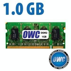 1024 Mb Memory - 1.0GB (1024MB) PC4200 DDR2 SODIMM 200 Pin Memory Module 128x64 533MHz