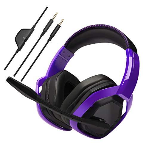 (AmazonBasics Pro Gaming Headset -)