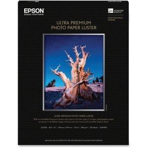 Epson Photo Paper - Letter - 8.50