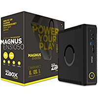 ZOTAC ZBOX-EN31050-U-W2B MAGNUS EN31050 Gaming Mini PC NVIDIA GeForce GTX 1050 Intel Core i3 8GB DDR4 120GB SSD 1TB HDD Win10