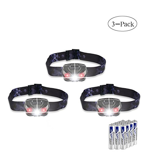 Led Head Torch Red Light - 9