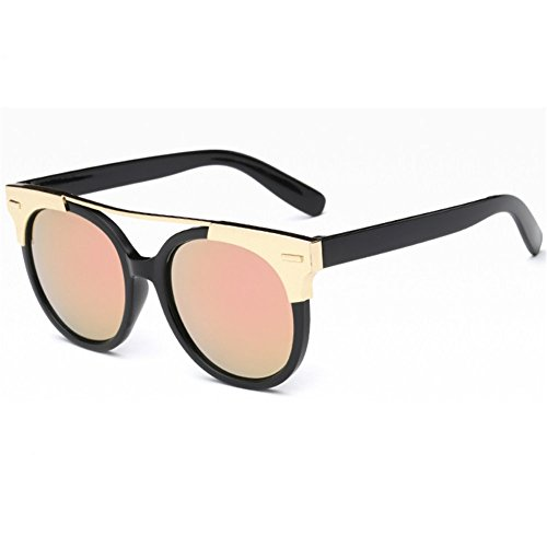Z-P Unisex Fashion Round Color Lens Anti-radiation UV400 Sunglasses - Rb3447 Price
