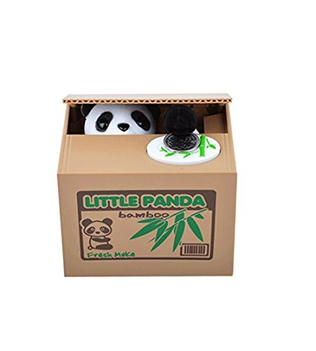 Bopstyle Coins Bank /Money Bank /Saving Box /Piggy Bank (Stealing Steal Coins Cat Gift/2012 New Bonus Pack) for Girls Gift