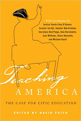 Read online Teaching America: The Case for Civic Education (New Frontiers in Education) PDF