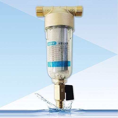 XSGDMN Sistema de prefiltro de Agua Sistema de purificador de ...