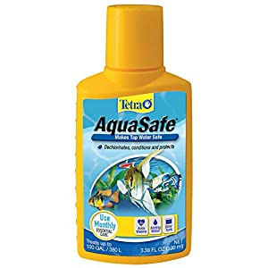 Tetra AquaSafe Plus Water Conditioner/Dechlorinator 14