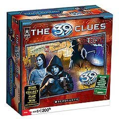 the 39 clues board game - 2