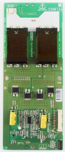 Backlight Inverter for 55LK520-UA and Various Models - LG 6632L-0613A
