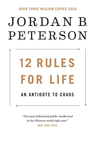 12 Rules for Life: An Antidote to Chaos (Best Self Improvement Videos)