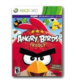 X360 ANGRY BIRDS TRILOGY