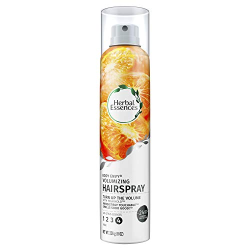 Herbal Essences Body Envy Va-Va-Volumizing Hairspray 8 Fl Oz (Pack of - Essences Body Envy Herbal