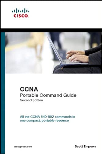 CCNA Portable Command Guide 2nd Edition