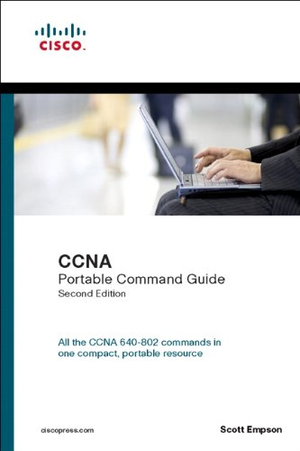 CCNA Portable Command Guide (2nd Edition)