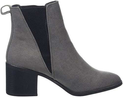 Ean Chelsea Stivali Donna Grey Grey Look mid New AOPqwRA