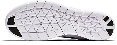 da Nike Running Pure White 2017 Uomo Free RN Scarpe Platinum Black HIqwZIr
