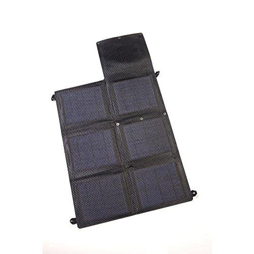 Grape Solar GS-GoCharger-20 Monocrystalline Folding Panel...