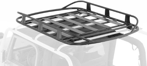 Smittybilt 76717-02 SRC Roof Rack for Jeep JK 4-Door by Smittybilt