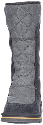 Sorel The Campus Tall, Stivali a gamba alta Donna, Grigio (Grau (Grill 028), 38