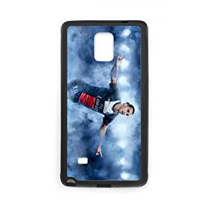 Samsung Galaxy Note 4 Cell Phone Case Black Zlatan Phone cover L7775367