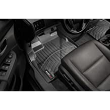 WeatherTech Custom Fit Front FloorLiner for Ford F-150 (Black)