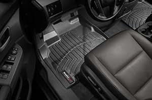WeatherTech - 440361 - 2003 - 2007 Nissan Murano Black 1st Row FloorLiner