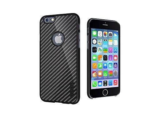 Cygnett CY1665CPURB UrbanShield Hülle für Apple iPhone 6 (4,7 Zoll) schwarz