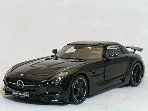 1/18 メルセデスベンツ SLS AMG BLACKシリーズ 2013(ブラックメタリック) 110033020