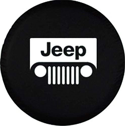 jeep cherokee spare tire cover - 7