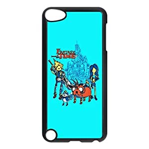 DIY Printed Adventure Time cover case For Ipod Touch 5 BM7500346
